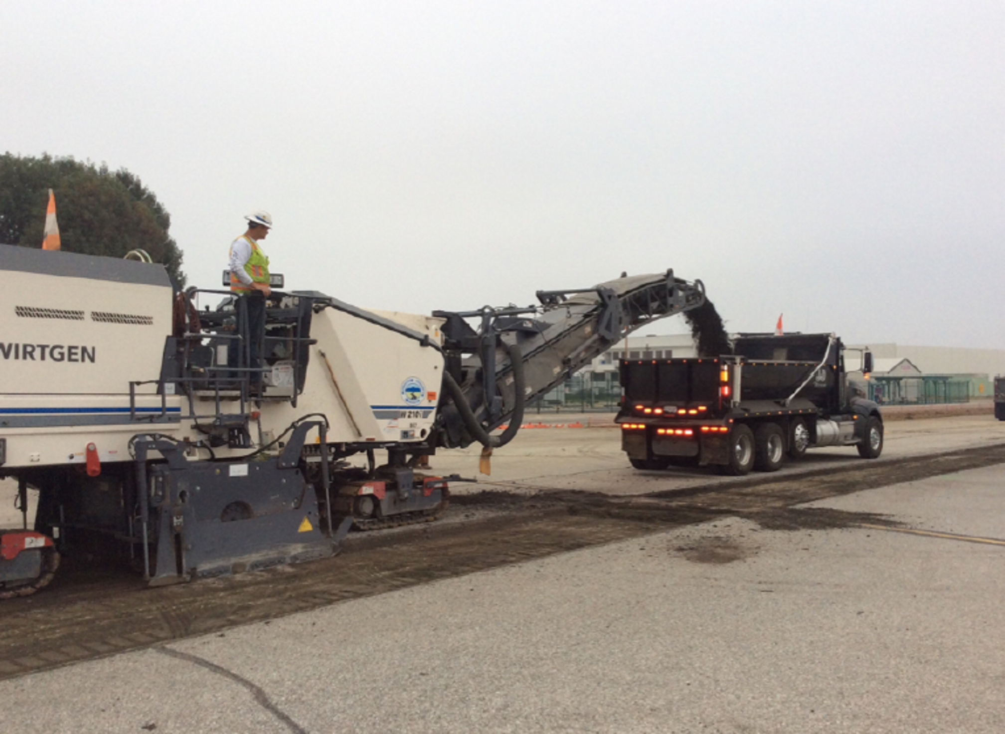 Taxiway B Project - Phase 2 - Week 1
