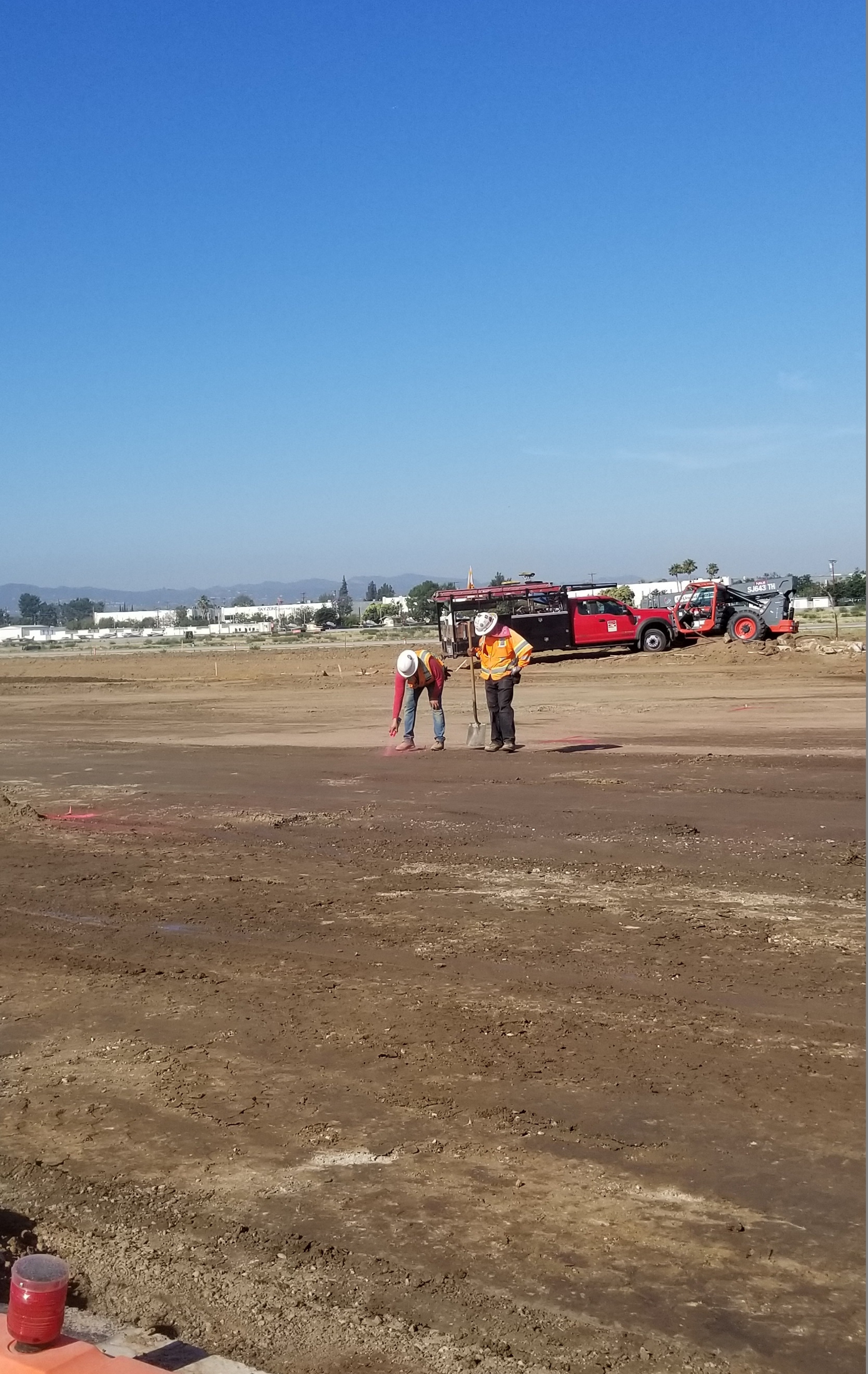 Taxiway B Project - Phase 2 - Week 2