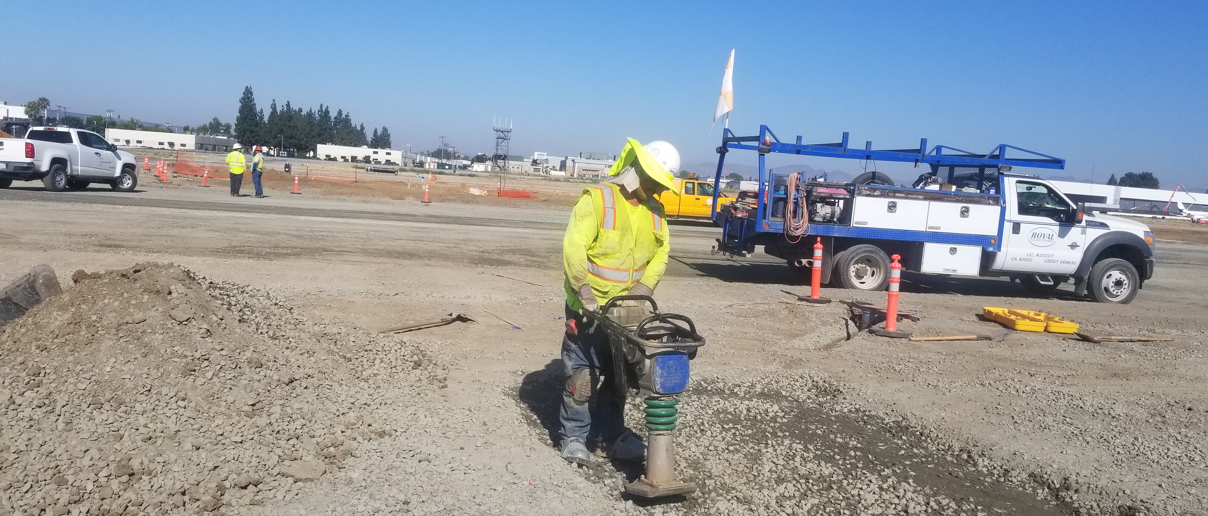 Taxiway B Project - Phase 2 - Week 4