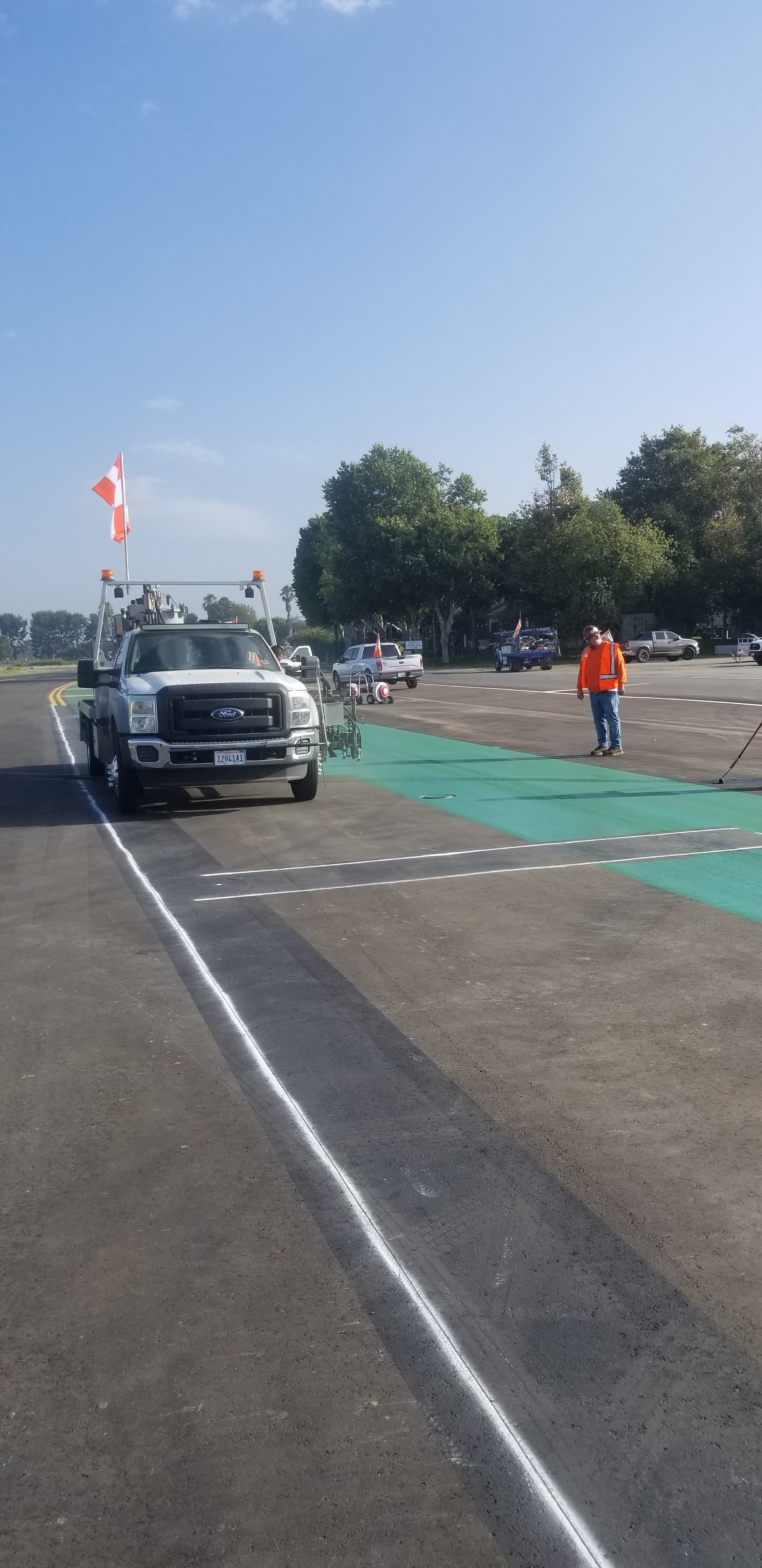 Taxiway B Project - Phase 2 - Week 6