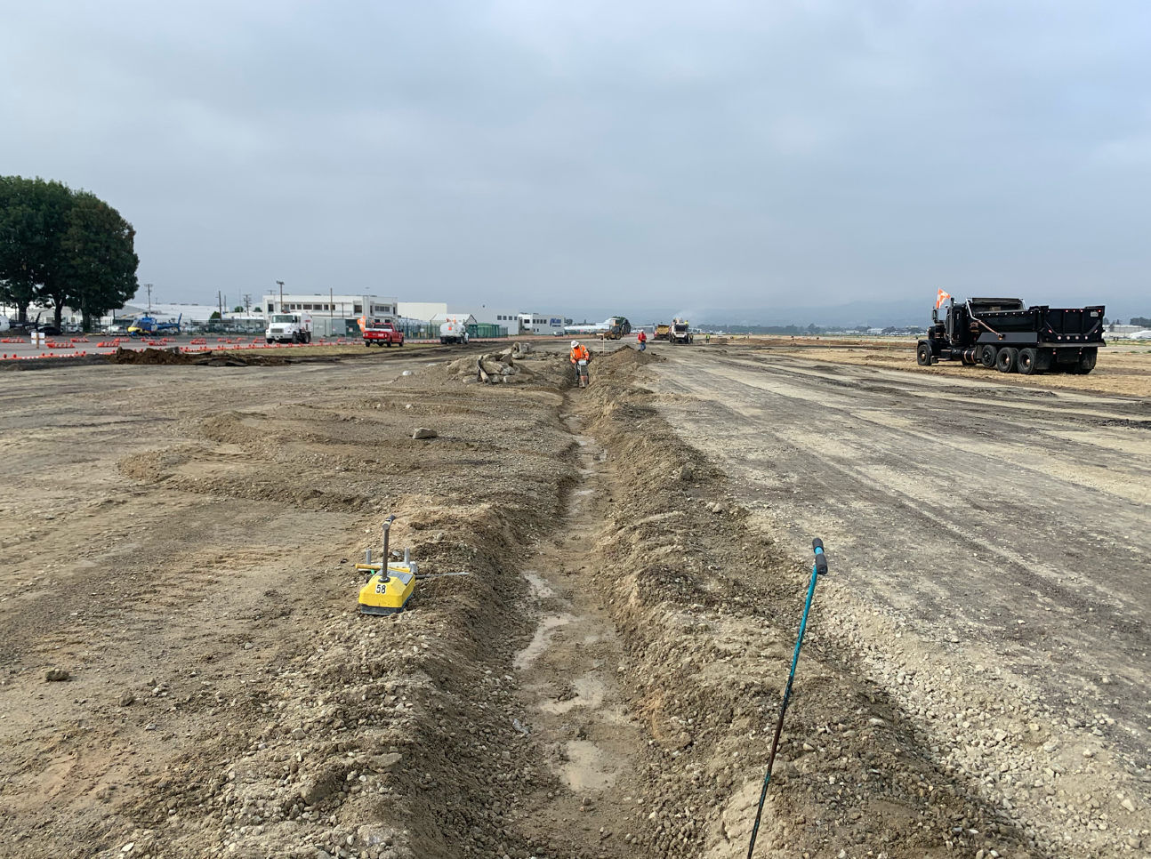 Taxiway B Project - Phase 6 - Week 1