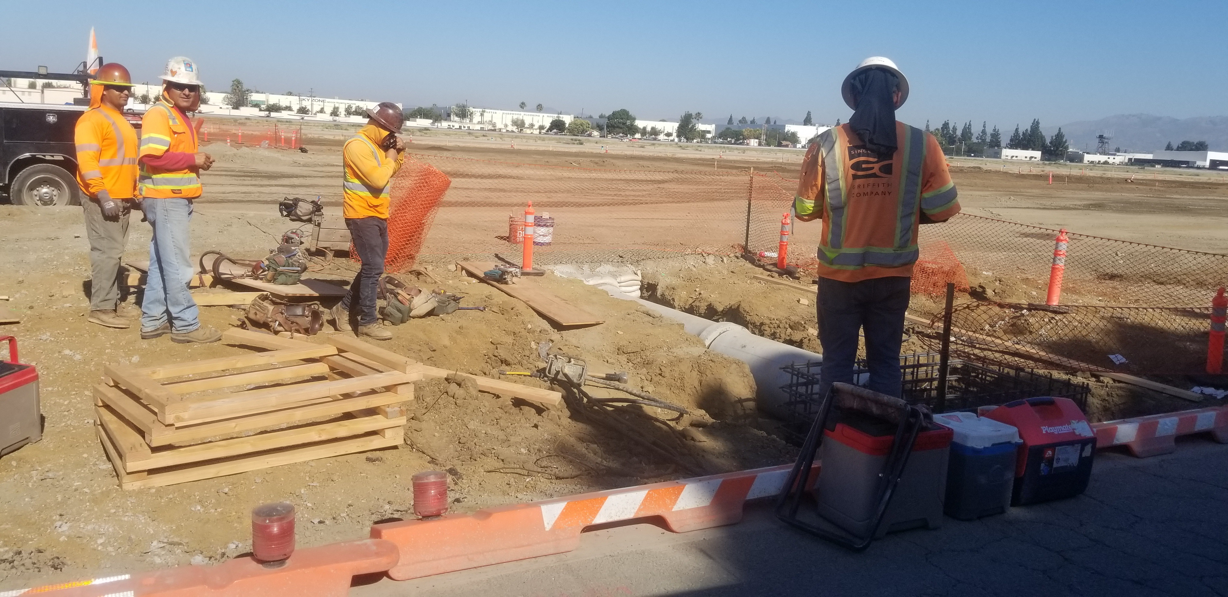 Taxiway B Project - Phase 6 - Week 4