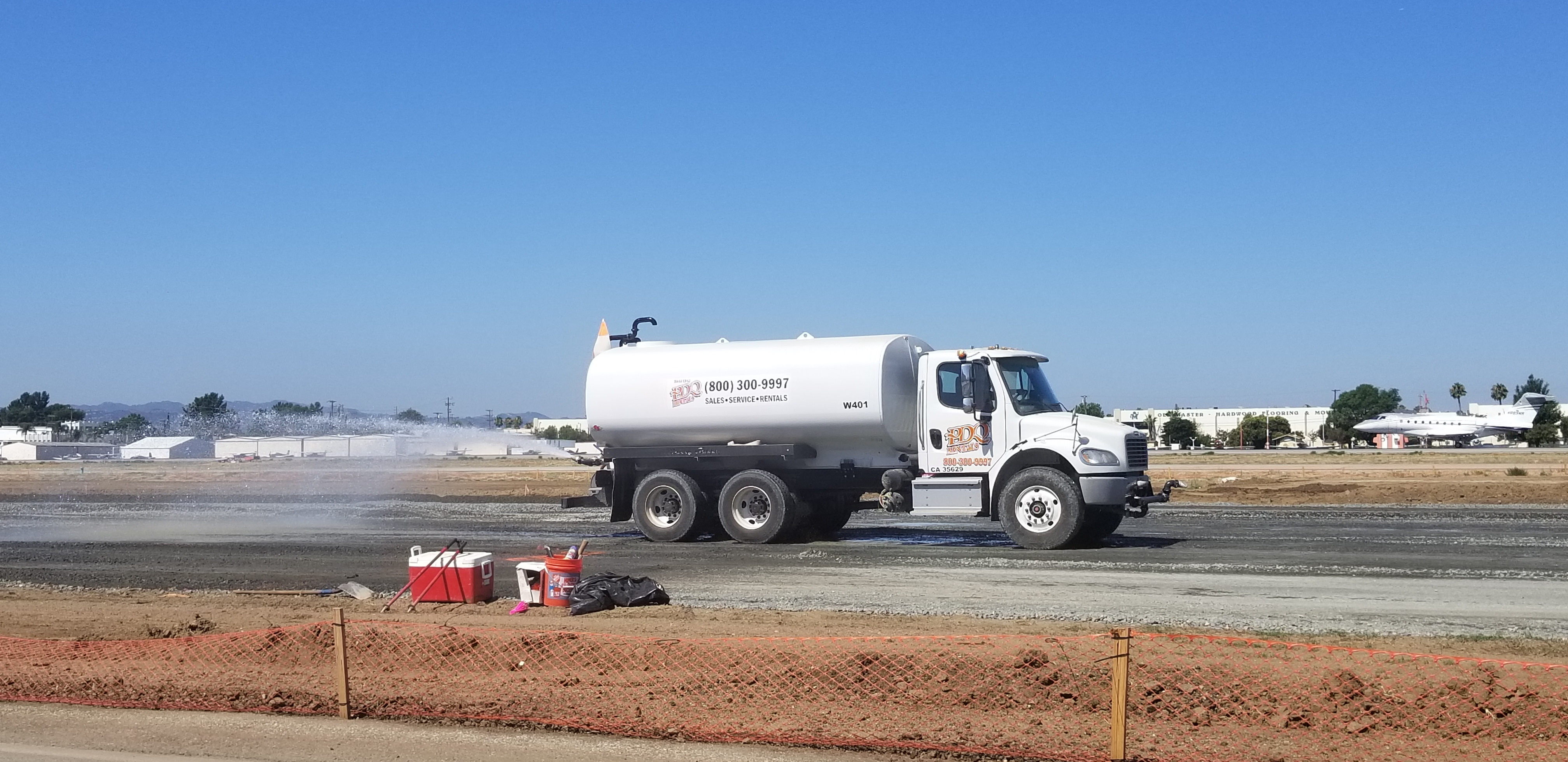 Taxiway B Project - Phase 6 - Week 5