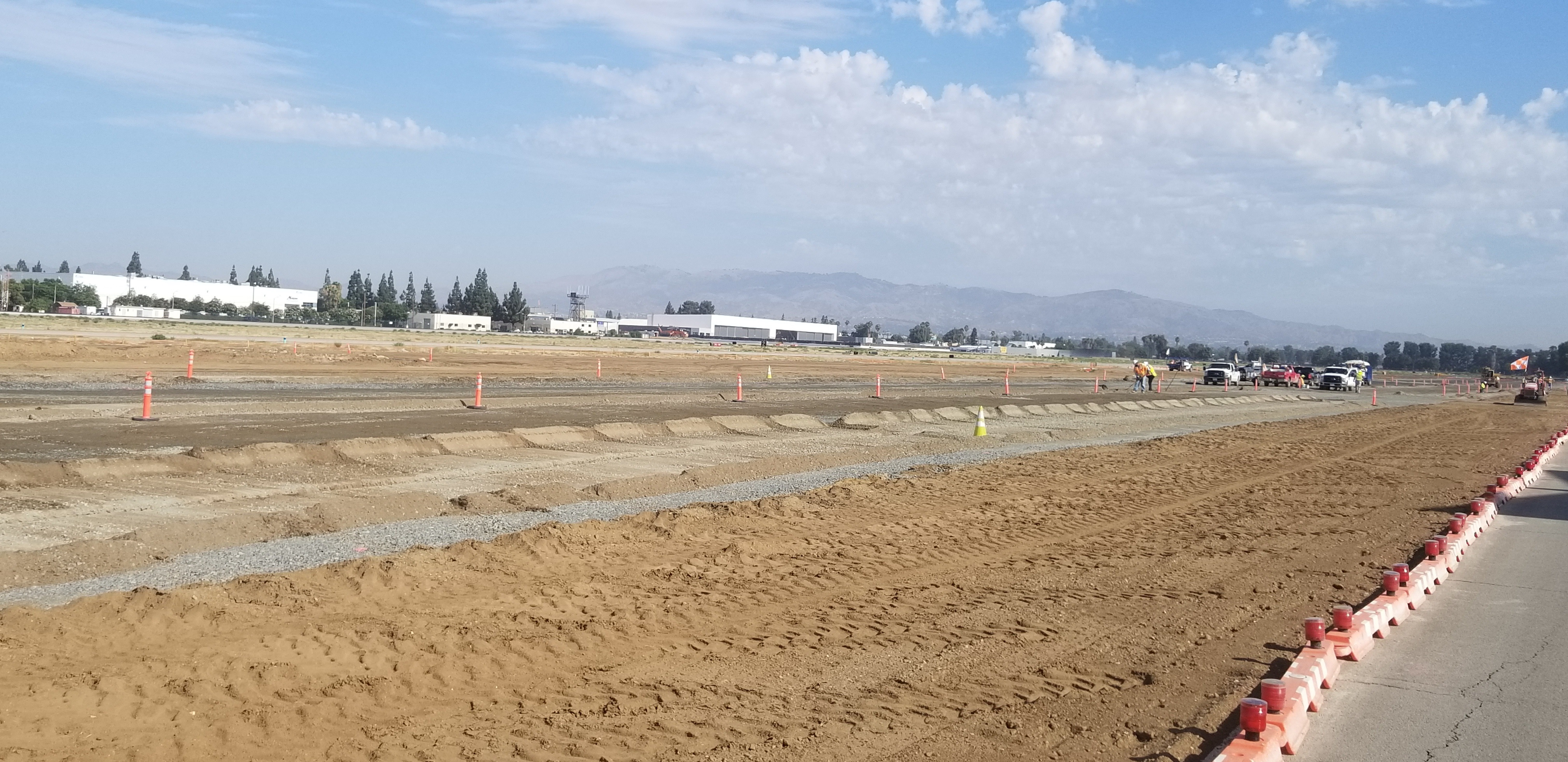 Taxiway B Project - Phase 6 - Week 7